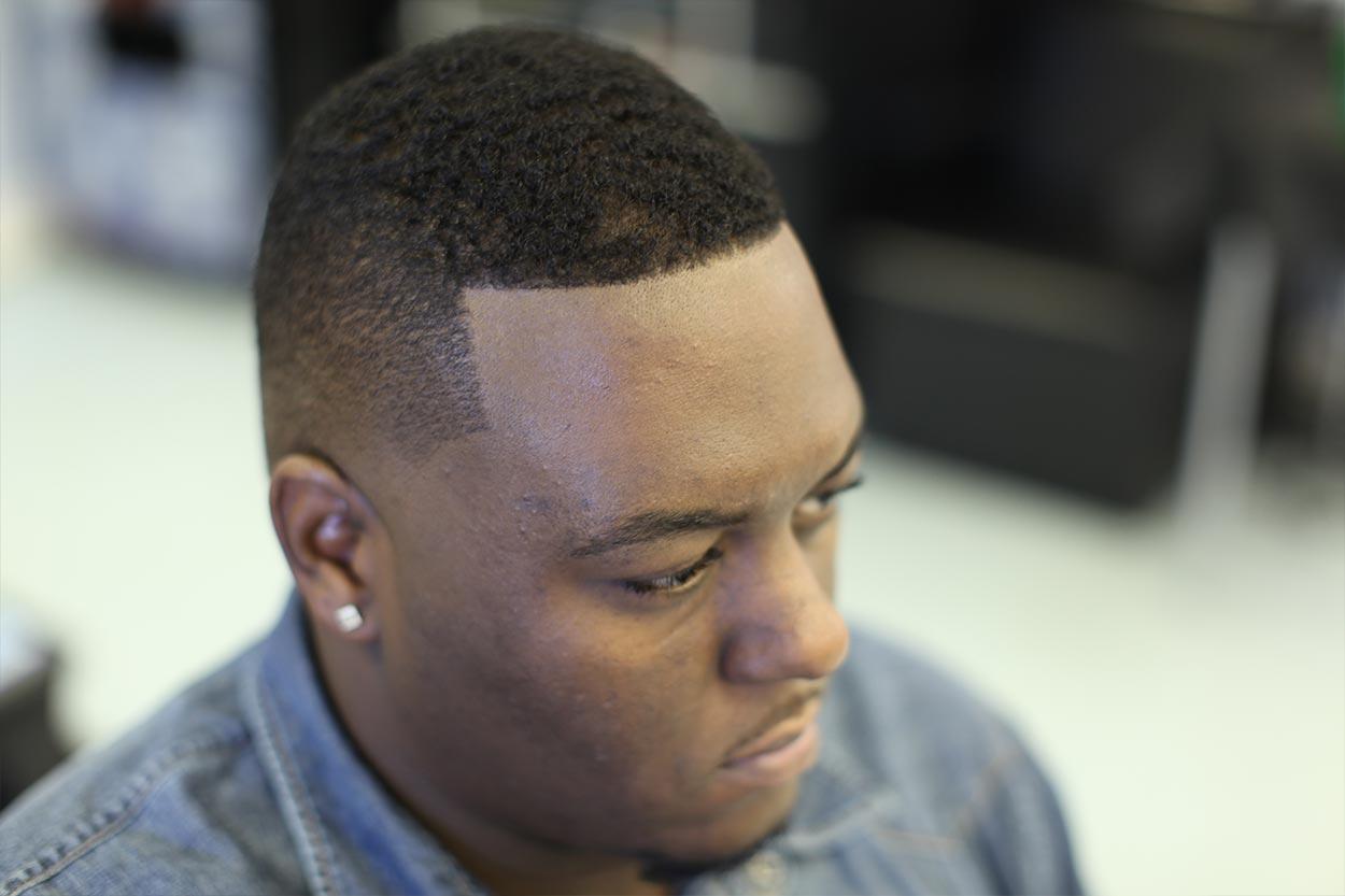 Razor Shave Hair Cuts