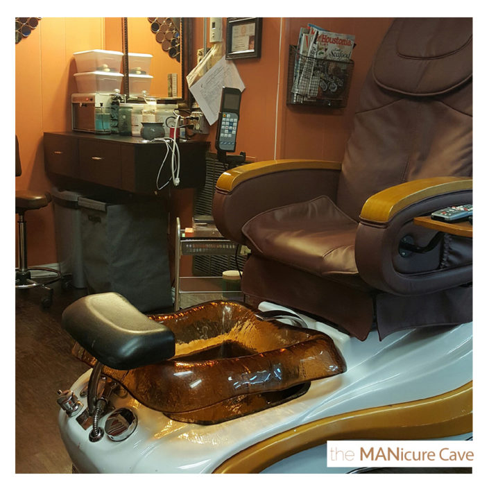Men's Pedicures in Houston, TX