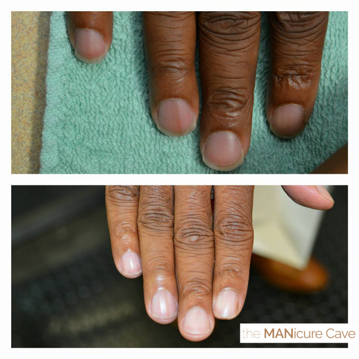 Men's Manicures in Houston, TX