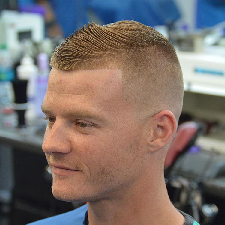 Men's & Woman's Natural Haircuts in Houston, TX | Joe Black Barbershop