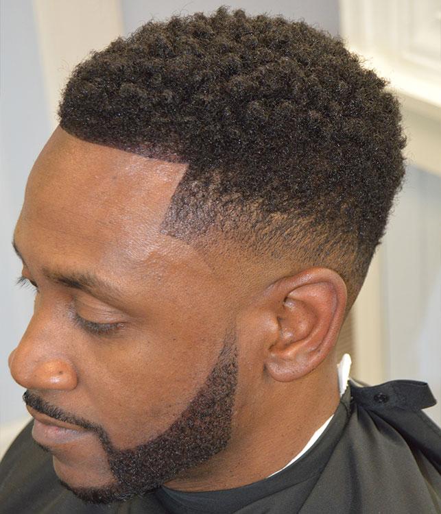 mens womans natural haircuts  houston tx joe black barbershop